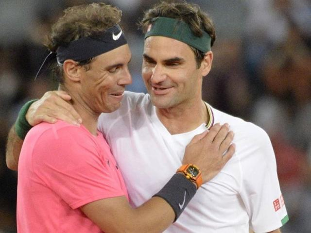 """Thể thao - Tennis 24/7: Ngã ngửa """"cú lừa"""" Nadal giải nghệ, Federer tiết lộ 3 thần tượng"""