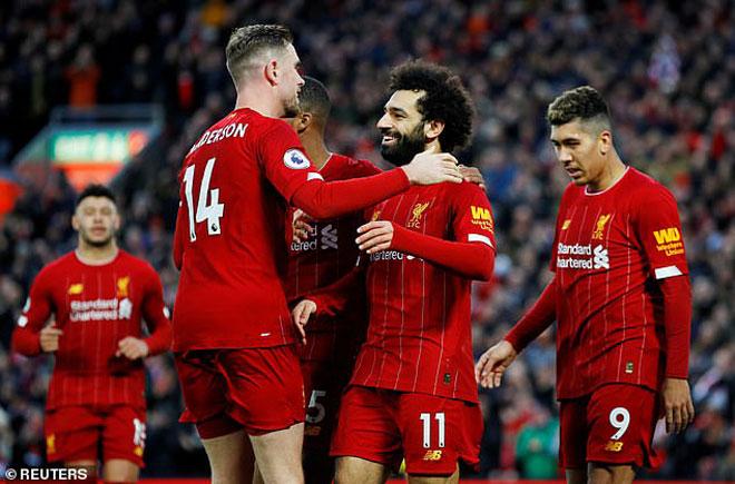 Liverpool được nâng cúp trên sân nhà nếu đáp ứng được điều kiện này - 1