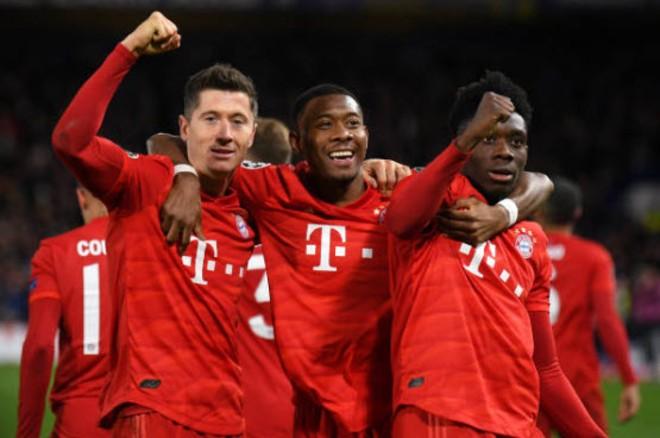 Video highlight trận Bayern Munich – Dusseldorf: Phản lưới đầu trận, 5 bàn hủy diệt - 1