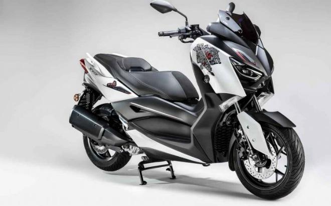 Xe ga Yamaha X-Max 300 ra bản đặc biệt, Honda Forza 300 thêm áp lực - 1
