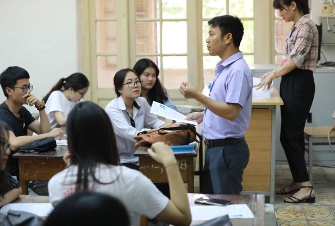 Đại học Kinh tế Quốc dân công bố ngưỡng điểm sàn dự kiến - 1