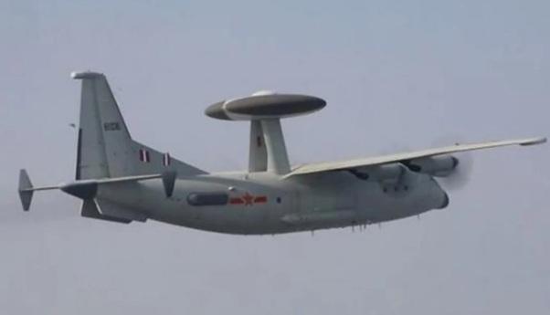 Kế hoạch lập vùng nhận dạng phòng không phi pháp của Trung Quốc ở Biển Đông - 1