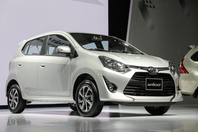 Tổng hợp giá bán các mẫu xe ô tô Toyota tại Việt Nam tháng 6/2020 - 1