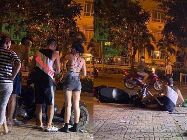 Rộ tin Lương Bằng Quang và bạn gái bị hành hung trên đường gây xôn xao - 1