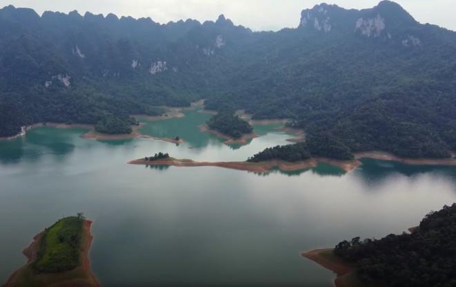 Du lịch Na Hang, Tuyên Quang không thể không ghé thác Khuổi Nhi - 1