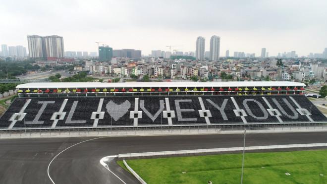 Đường đua F1 cực khác lạ tại Hà Nội trước thông tin sẽ đua cuối năm nay - 1