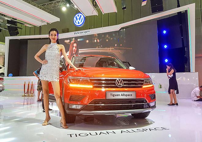 Bảng giá xe Volkswagen tháng 6/2020: Giảm hơn 200 triệu đồng - 1