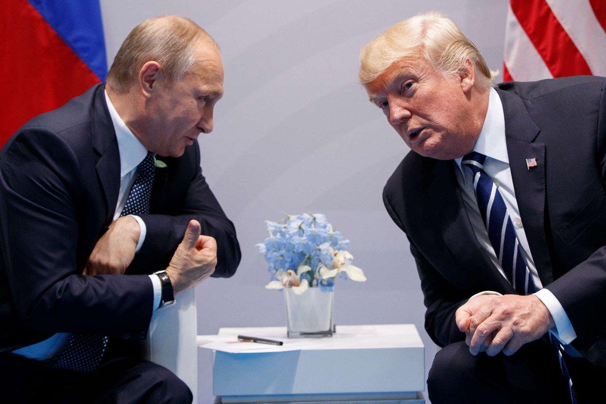 """Câu trả lời của Nga khi được ông Trump mời tham gia """"liên minh cô lập Trung Quốc"""" - 1"""