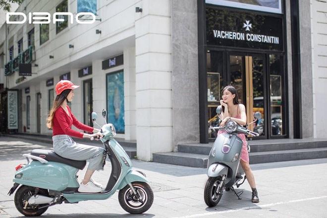 Cùng Hùng Lâm XeHay review hai mẫu xe máy điện mới nhất từ Dibao - 1