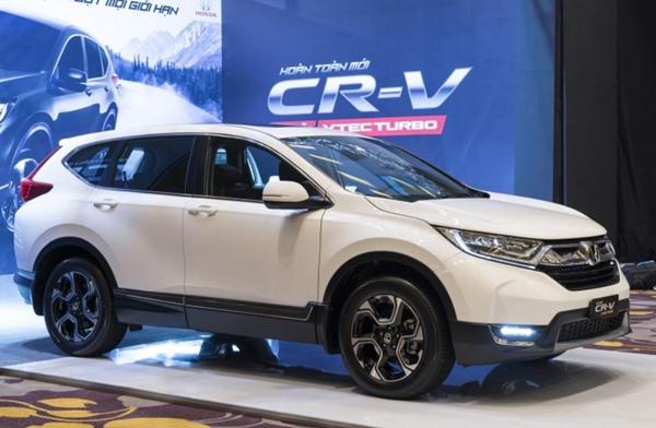 Giá xe CRV 2020 tháng 6: Cập nhật giá lăn bánh và thông số kỹ thuật - 1