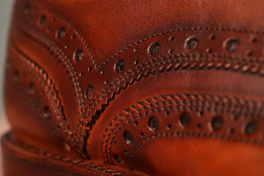 Giày brogue đi từ bùn đất tới chiếc giày của quý ông - 1