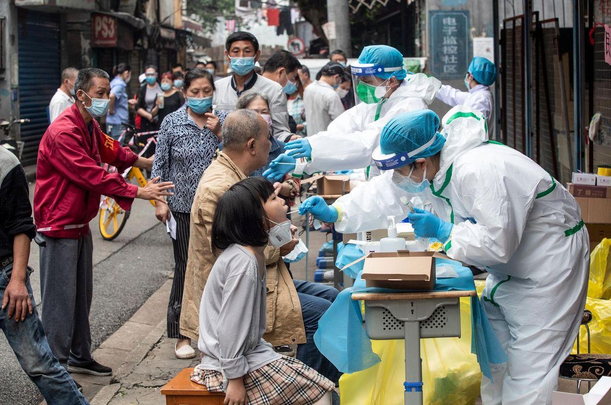 Kết quả xét nghiệm Covid-19 gần 10 triệu dân toàn thành phố Vũ Hán - 1