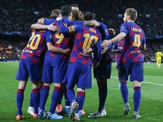 Ngỡ ngàng 5 SAO Barca dương tính với Covid-19, tình hình Messi ra sao? - 1