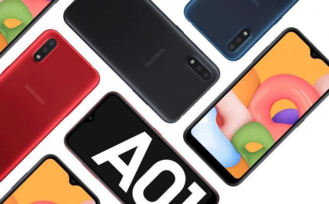 Ra mắt Samsung Galaxy M01: Giá rẻ vô địch - 1