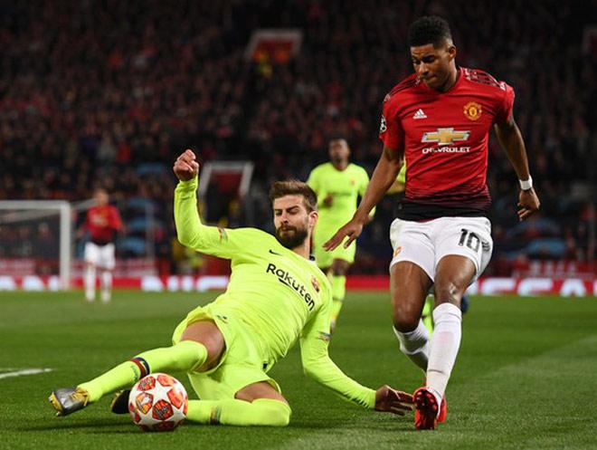 Rashford bỏ MU đến Barca phò tá Messi nhưng đổi ý phút chót vì lẽ gì? - 1