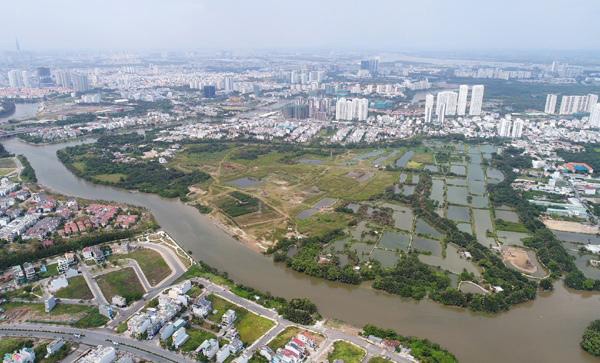 Review thị trường căn hộ Nhà Bè, đầu tư thì nên mua dự án nào 2020? - 1