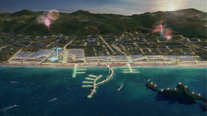 """Tâm điểm """"vàng"""" bất động sản Quảng Ninh 2020 chính thức lộ diện - 1"""