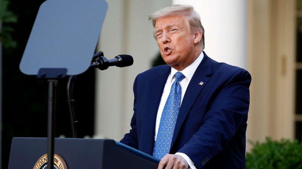 """Bạo loạn ở Mỹ: Ông Trump thông báo đưa binh sĩ """"vũ trang hạng nặng"""" đến thủ đô - 1"""