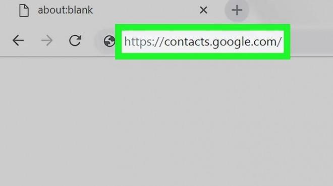 Cách tạo nhóm liên hệ để gửi thư cho nhiều người trên Gmail - 1