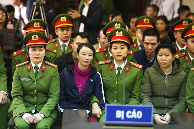 Sắp xét xử phúc thẩm mẹ nữ sinh ship gà ở Điện Biên - 1