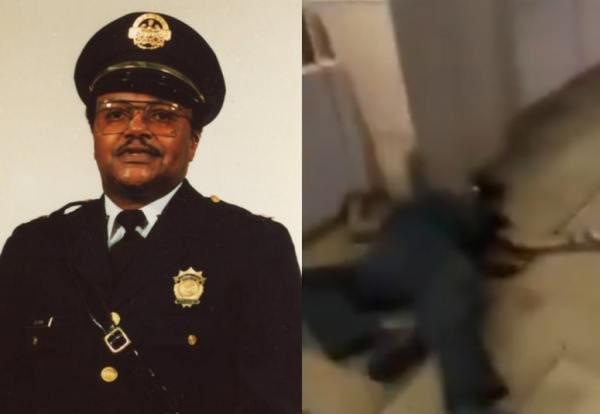 Ngăn người bạo loạn cướp bóc, cựu sĩ quan Mỹ bị sát hại thương tâm - 1