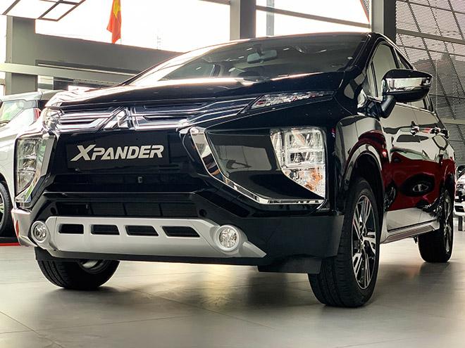 Mitsubishi Xpander phiên bản nâng cấp chính thức ra mắt thị trường Việt - 1