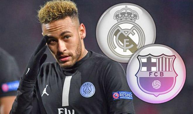 """PSG đại hạ giá bán Neymar: Barca nhận cú sốc, Real mơ có vụ """"Figo 2.0"""" - 1"""