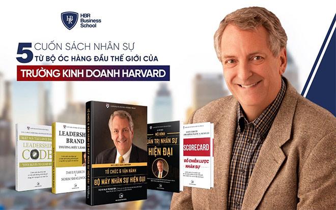 Tony Dzung – Người đưa tri thức của bộ óc hàng đầu thế giới về nhân sự, GS Dave Ulrich tới Việt Nam - 1