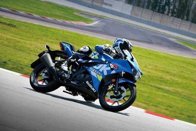 Xe côn tay 2020 Suzuki GSX-R125 bản Smartkey giá gấp đôi Yamaha Exciter - 1
