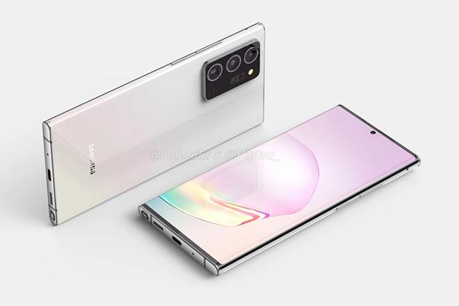 """Lộ toàn bộ cấu hình của """"trùm cuối"""" Galaxy Note 20 Ultra 5G - 1"""