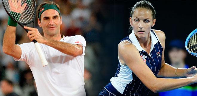 Mỹ nhân tennis công khai chỉ trích Federer vì chuyện cần khán giả hay không - 1