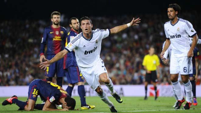 Ronaldo đầu tàu chống lại đế chế Barca, đã xứng tầm huyền thoại vĩ đại ở Real? - 2