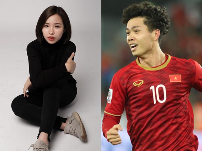 Tô Ngọc Viên Minh (sinh năm 1993, sống và làm việc tại TP.HCM) là cái tên nổi đình đám dân mạngkhivừa đính hôn với cầu thủ ngôi sao Nguyễn Công Phượng vào sáng ngày 3/6.