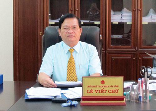 Đề nghị Bộ Chính trị kỷ luật Bí thư Tỉnh ủy Quảng Ngãi Lê Viết Chữ, cảnh cáo Chủ tịch tỉnh Quảng Ngãi - 1
