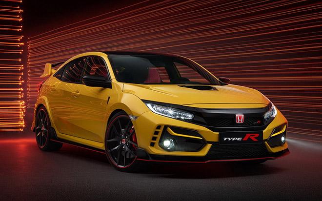 Honda Civic Type R Limited Edition giới hạn 100 chiếc toàn cầu - 1