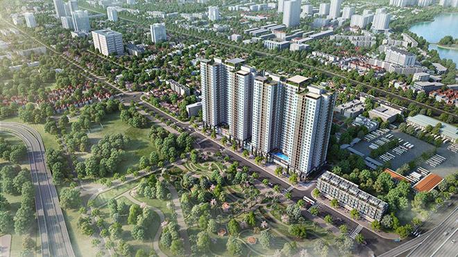 Lý do khiến dự án Phương Đông Green Park hút khách mua - 1
