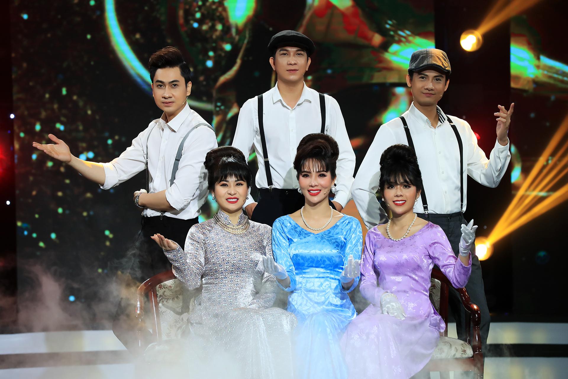 """Trò cưng Mr Đàm """"đối đầu"""" con gái nuôi Hoài Linh trên sân khấu - 1"""