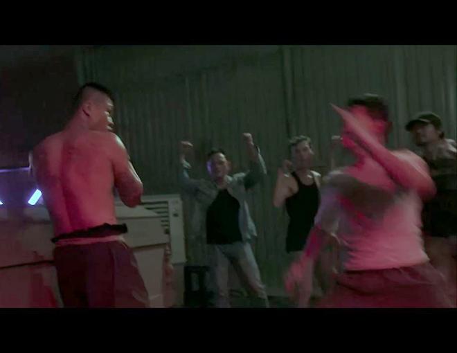 """""""Vua boxing"""" Trương Đình Hoàng đóng phim, so tài cao thủ Vịnh Xuân - 1"""