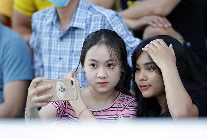 SAO U23 Việt Nam ghi tuyệt phẩm từ 40m ở giải hạng Nhất - 1