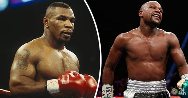 Tin thể thao HOT 6/6: Mike Tyson muốn so găng với Mayweather - 1
