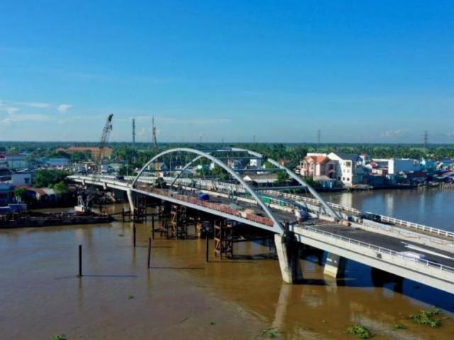 Tin tức trong ngày - Ngắm những cây cầu thi công nhanh kỷ lục