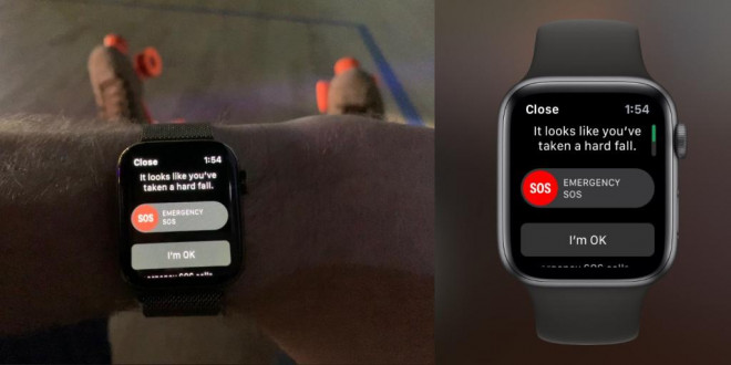 Apple Watch lại cứu người dùng bị ngất - 1