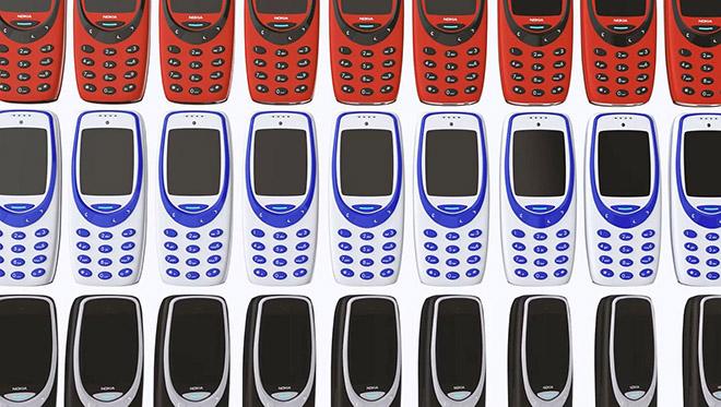 Nokia 3310 2020 có cổng USB-C, tính năng thông minh hơn - 1