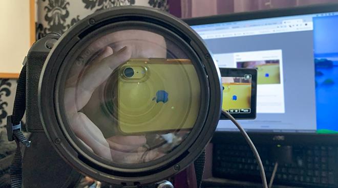 """""""Hô biến"""" máy ảnh Canon thành webcam cho máy Mac - 1"""