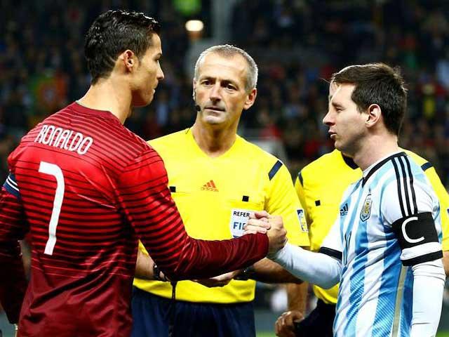 """Minh chứng Messi luôn xếp """"cửa trên"""" so với Ronaldo trong 10 năm qua - 1"""