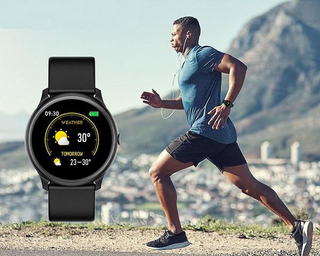 Đồng hồ thông minh BeU giá rẻ khiến giới trẻ phát cuồng mùa hè này - 1