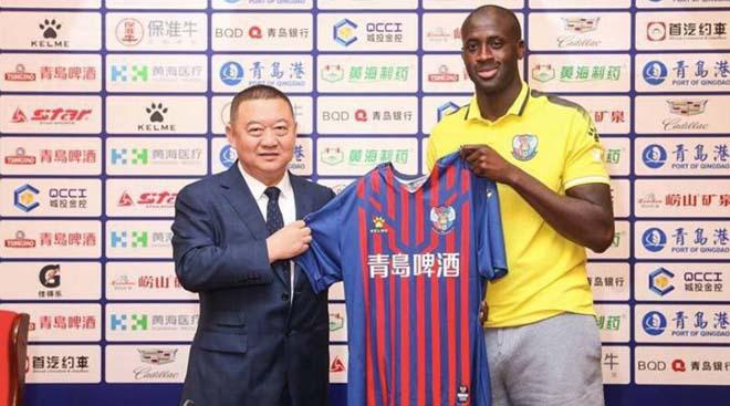 V-League gây sốt quốc tế, có đội nào mua siêu sao Yaya Toure để nâng tầm? - 1