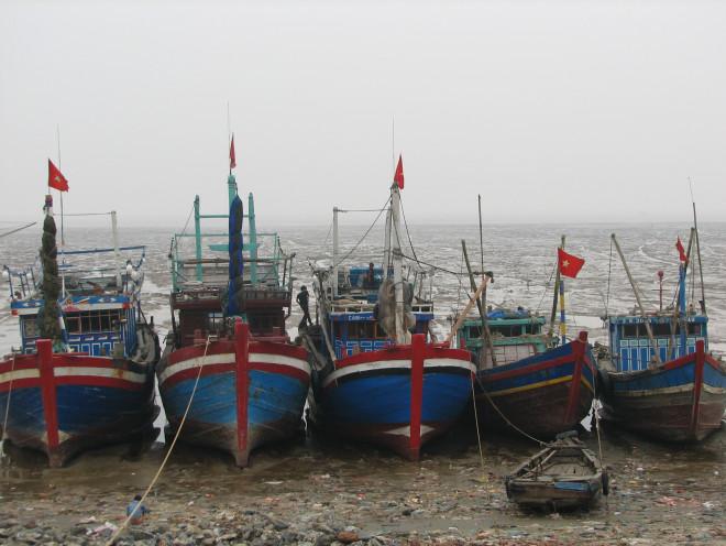 Chìm tàu cá trên vùng biển Hải Phòng, 5 người chết và mất tích - 1