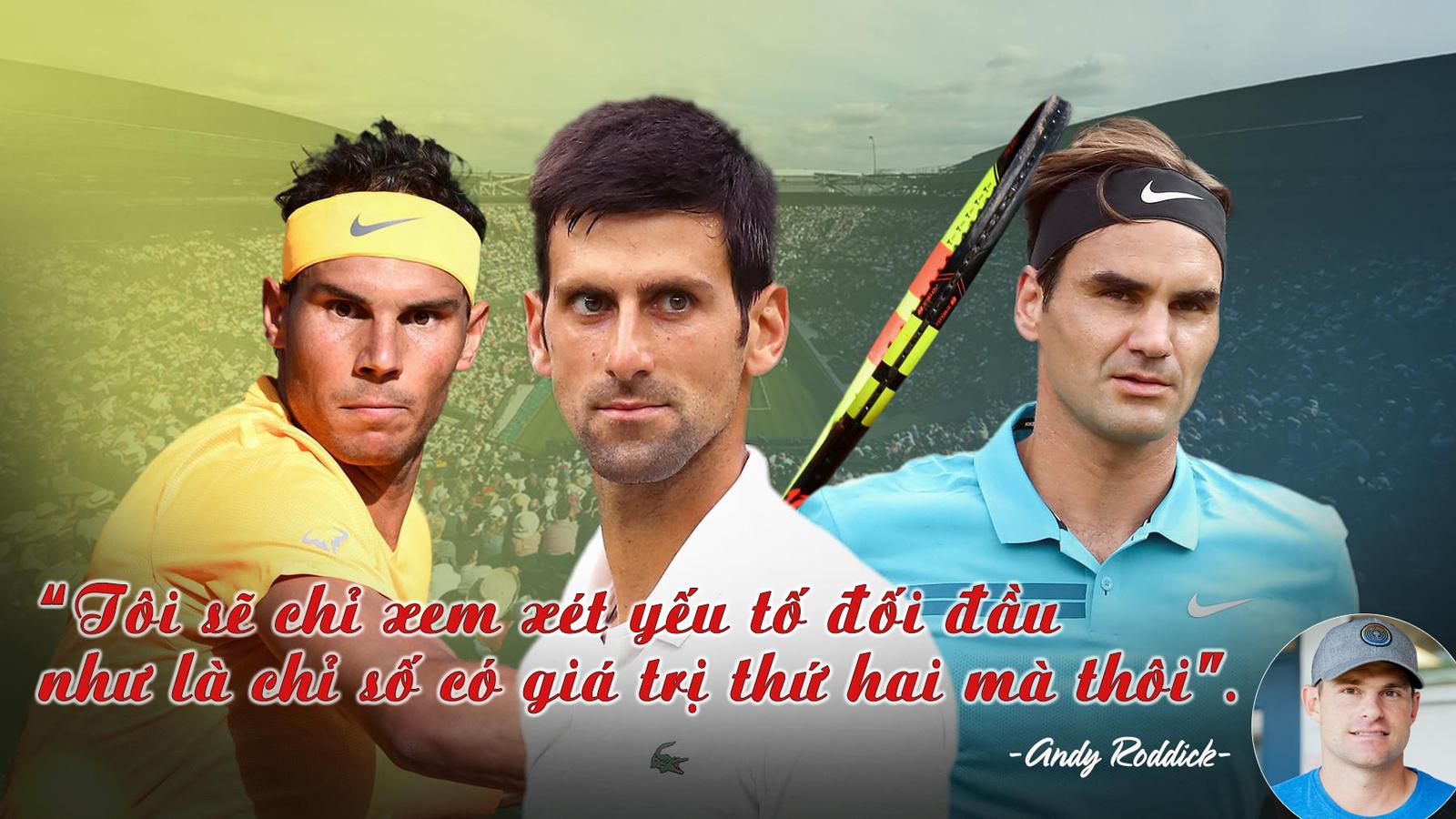 Federer, Nadal, Djokovic – Ai vĩ đại nhất BIG 3: Đối đầu không quyết định tất cả (Bài 1) - 4
