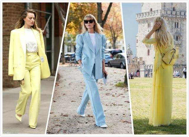 Mặc màu pastel: Cách đơn giản giúp bạn dịu mát dưới nắng - 1
